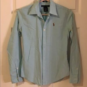 Ralph Lauren oxford button down shirt